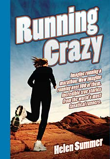 Running crazy by helen summer, author